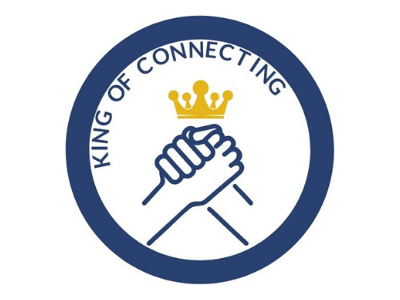 Logo King of Connecting light 500x500